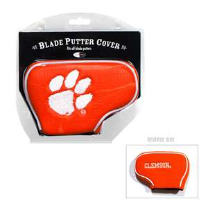 Clemson University Tigers Golf Blade Putter Cover