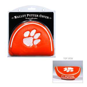 Clemson University Tigers Golf Mallet Putter Cover