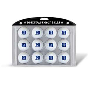 Duke University Blue Demons Golf Dozen Ball Pack 20803