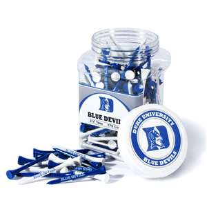 Duke University Blue Demons Golf 175 Tee Jar 20851