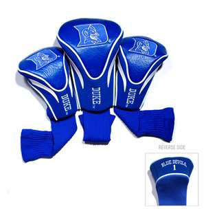 Duke University Blue Demons Golf 3 Pack Contour Headcover 20894