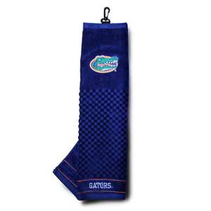 University of Florida Gators Golf Embroidered Towel