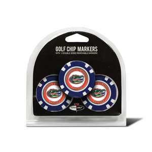 University of Florida Gators Golf 3 Pack Golf Chip
