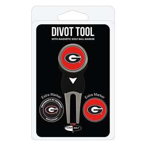University of Georgia Bulldogs Golf Signature Divot Tool Pack  21145