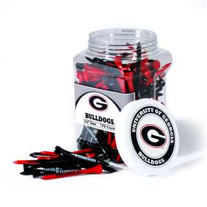 University of Georgia Bulldogs Golf 175 Tee Jar 21151