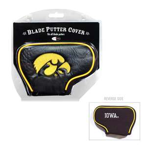 University of Iowa Hawkeyes Golf Blade Putter Cover