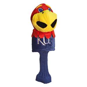 University of Kansas Jayhawks Golf Mascot Headcover