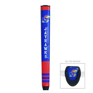 KANSAS                        Golf Club Putter Grip with Ball Marker