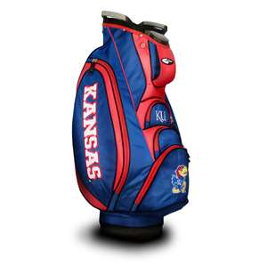 University of Kansas Jayhawks Golf Victory Cart Bag