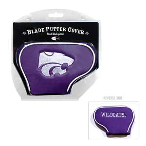 Kansas State University Wildcats Golf Blade Putter Cover