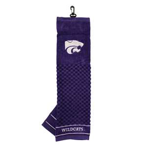 Kansas State University Wildcats Golf Embroidered Towel 21810