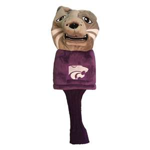 Kansas State University Wildcats Golf Mascot Headcover