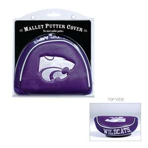 Kansas State University Wildcats Golf Mallet Putter Cover