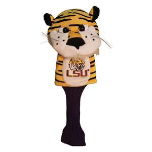LSU Louisiana State University Tigers Golf Mascot Headcover