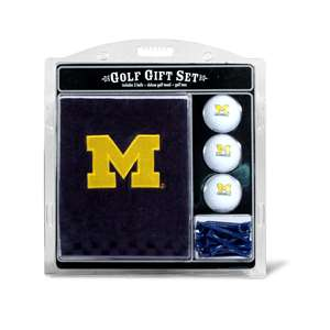 University of Michigan Wolverines Golf Embroidered Towel Gift Set