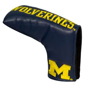 Michigan Wolverines  Vintage Golf Blade Putter Cover