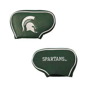 Michigan State University Spartans Golf Blade Putter Cover