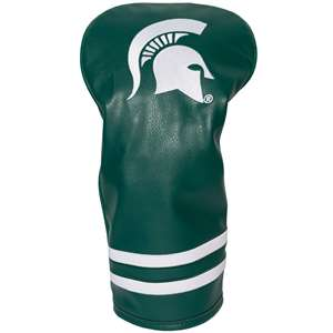 Michigan State University Spartans Golf Vintage Driver Headcover