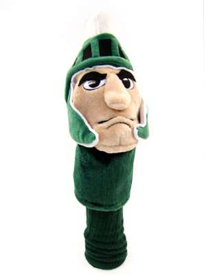 Michigan State University Spartans Golf Mascot Headcover