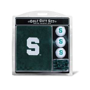 Michigan State University Spartans Golf Embroidered Towel Gift Set