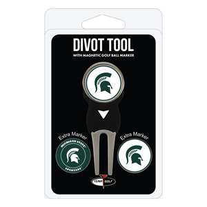 Michigan State University Spartans Golf Signature Divot Tool Pack