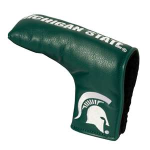 Michigan State University Spartans Golf Tour Blade Putter Cover