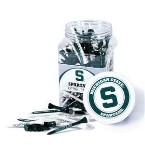 Michigan State University Spartans Golf 175 Tee Jar