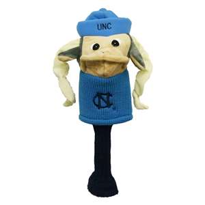 University of North Carolina Tar Heels Golf Mascot Headcover