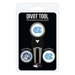 University of North Carolina Tar Heels Golf Signature Divot Tool Pack