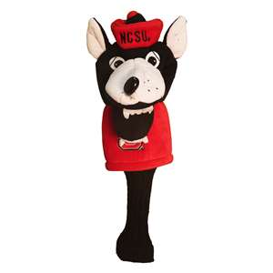 North Carolina State University Wolfpack Golf Mascot Headcover