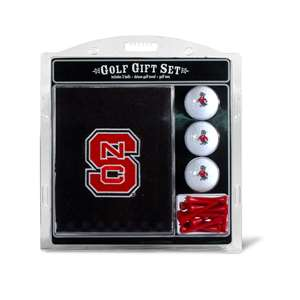North Carolina State University Wolfpack Golf Embroidered Towel Gift Set