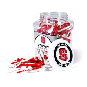 North Carolina State University Wolfpack Golf 175 Tee Jar 22651
