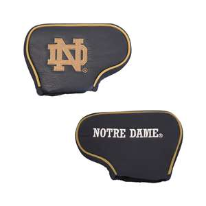 Notre Dame University Fighting Irish Golf Blade Putter Cover