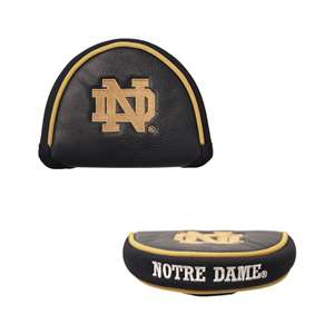 Notre Dame University Fighting Irish Golf Mallet Putter Cover