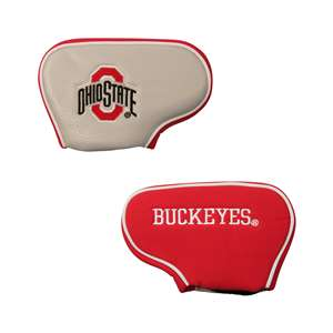 Ohio State University Buckeyes Golf Blade Putter Cover