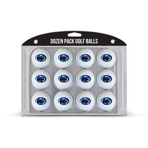 Penn State University Nittany Lions Golf Dozen Ball Pack