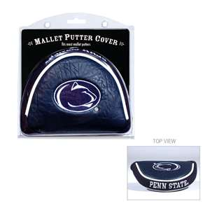 Penn State University Nittany Lions Golf Mallet Putter Cover