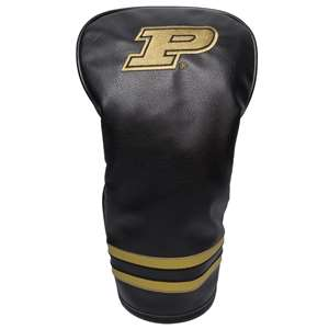 Purdue University Boilermakers Golf Vintage Driver Headcover