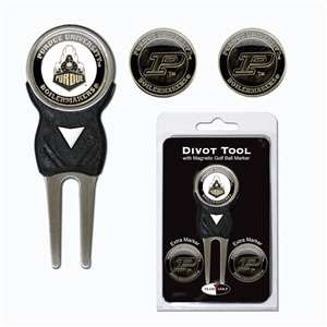 Purdue University Boilermakers Golf Signature Divot Tool Pack  23045