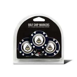 Purdue University Boilermakers Golf 3 Pack Golf Chip