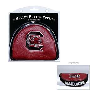 University of South Carolina Gamecocks Golf Mallet Putter Cover