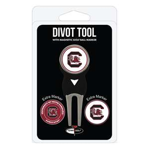 University of South Carolina Gamecocks Golf Signature Divot Tool Pack