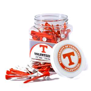 University of Tennessee Volunteers Golf 175 Tee Jar