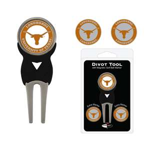 University of Texas Longhorns Golf Signature Divot Tool Pack
