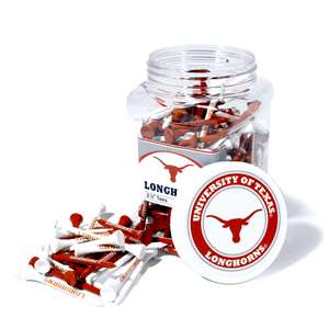 University of Texas Longhorns Golf 175 Tee Jar 23351
