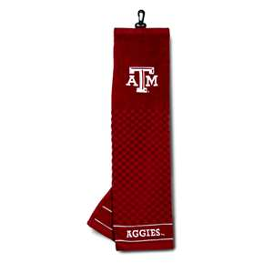 Texas A&M Aggies Golf Embroidered Towel