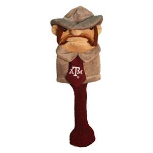 Texas A&M Aggies Golf Mascot Headcover  23413
