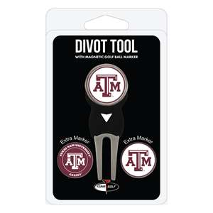 Texas A&M Aggies Golf Signature Divot Tool Pack