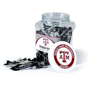 Texas A&M Aggies Golf 175 Tee Jar 23451