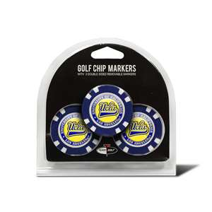UCLA Bruins Golf 3 Pack Golf Chip